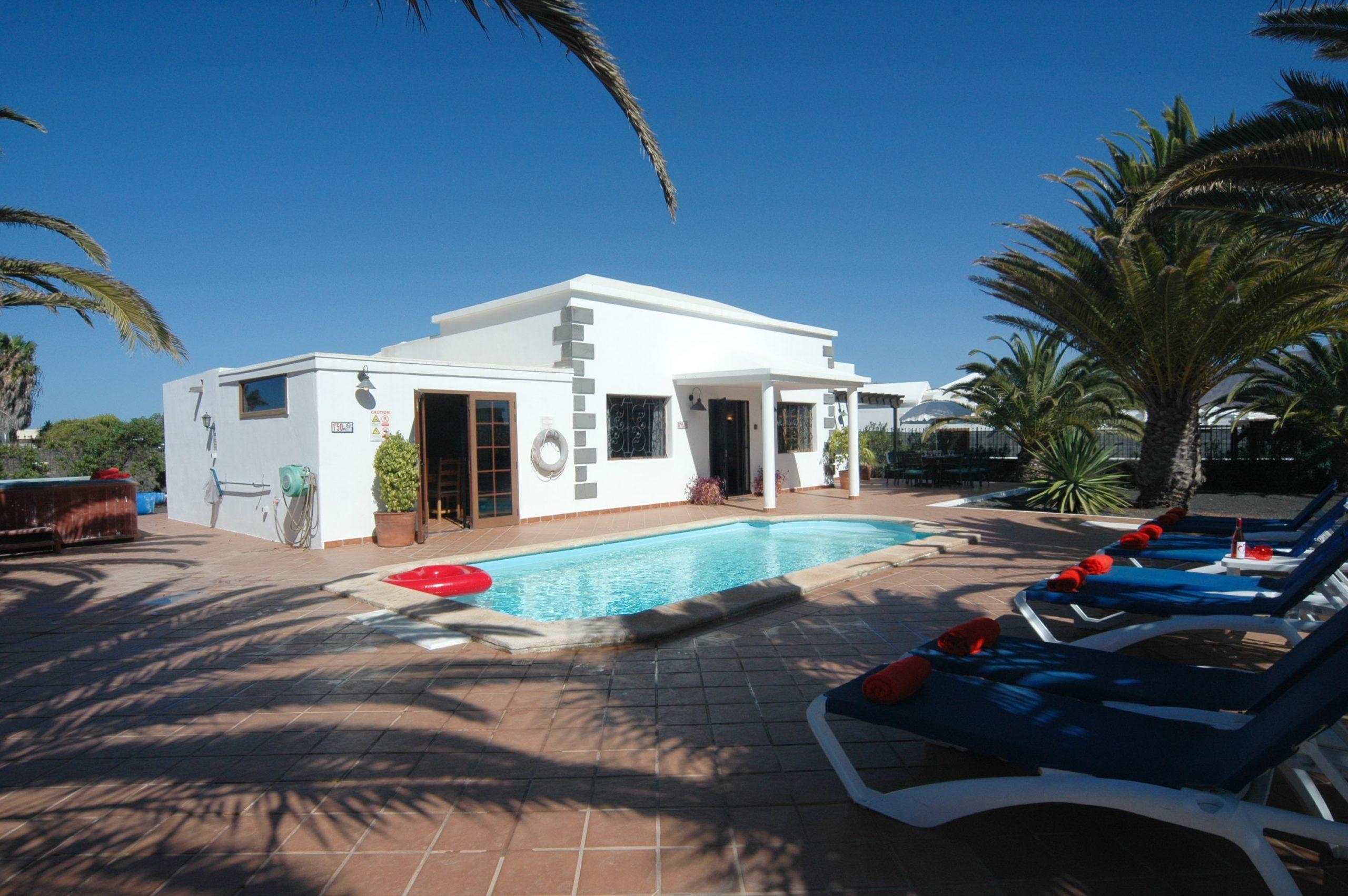 Holiday Villa LVC200828 in Playa Blanca