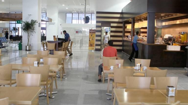 Lanzarote Terminal 2 gets a refurb