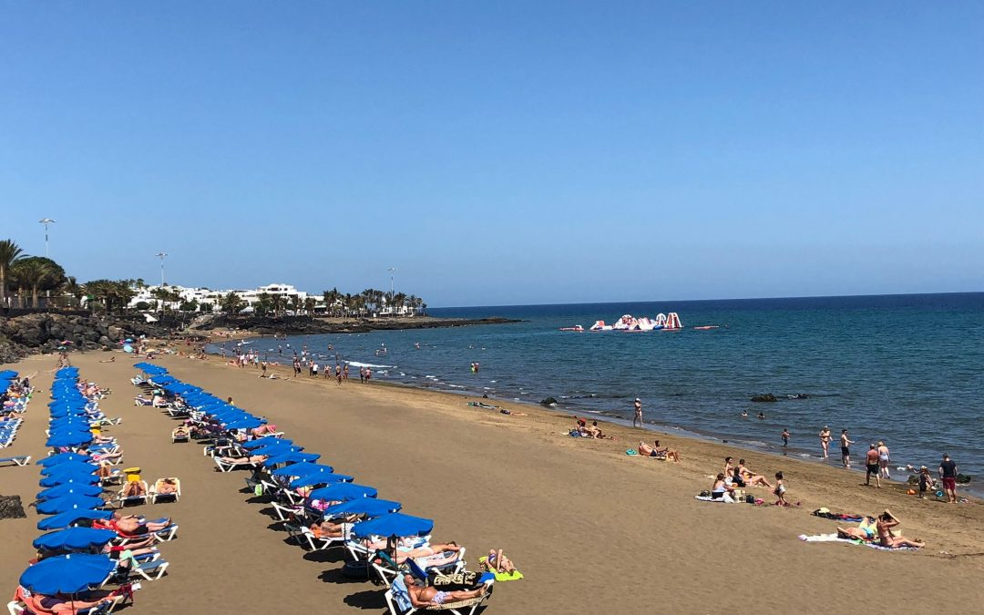 Irish Travel Industry Awards Lanzarote