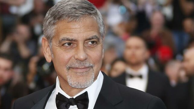 George Clooney in Canaries