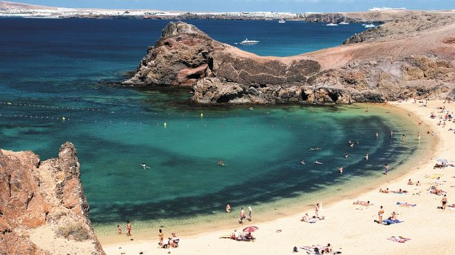 The UK Dominates Lanzarote Arrivals in 2019