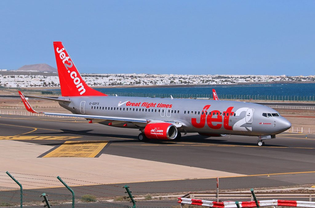 Mid June Under Discussion to Resume Flights in Lanzarote