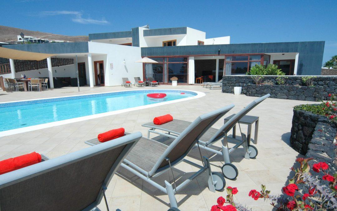 Villas in Playa Blanca