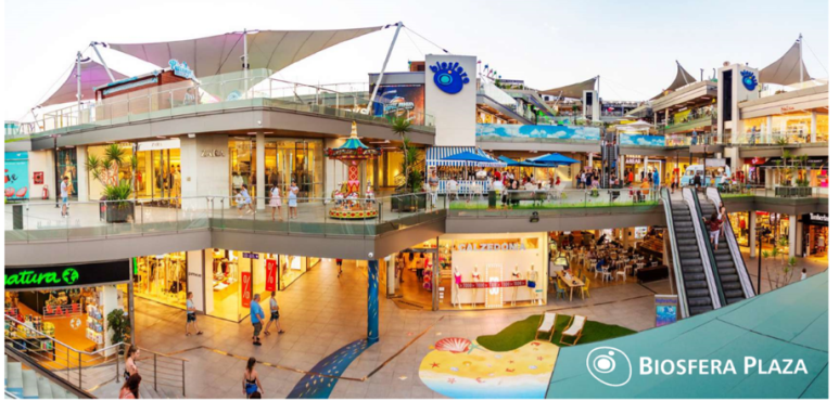Biosfera Shopping Centre Opens In Puerto del Carmen