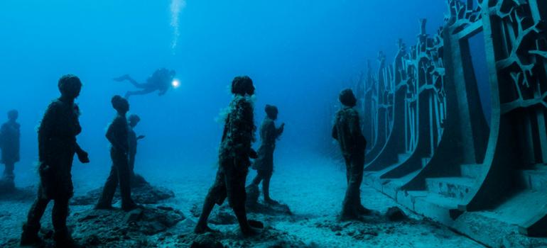 Lanzarote Underwater Museum Closes