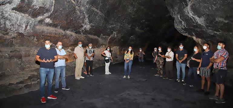 New Tour! Journey into the Volcanic Tube of La Corona