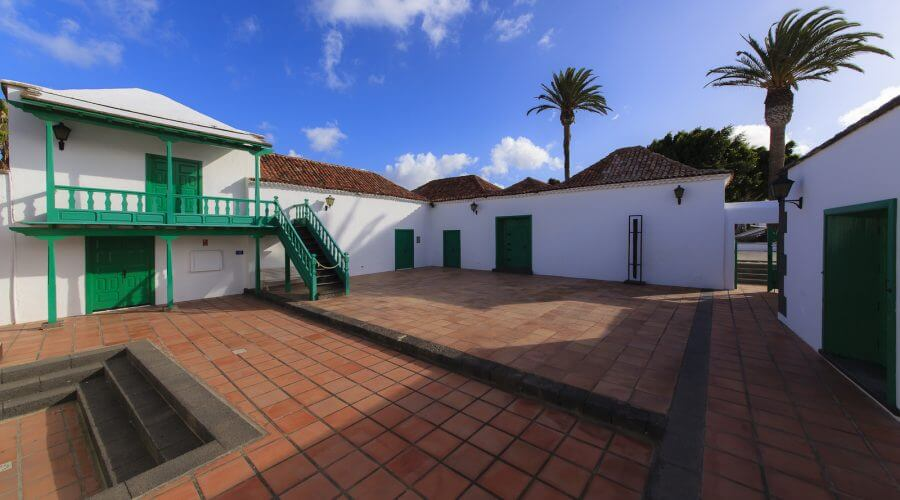 Casa de la Cultura Benito Perez Armas