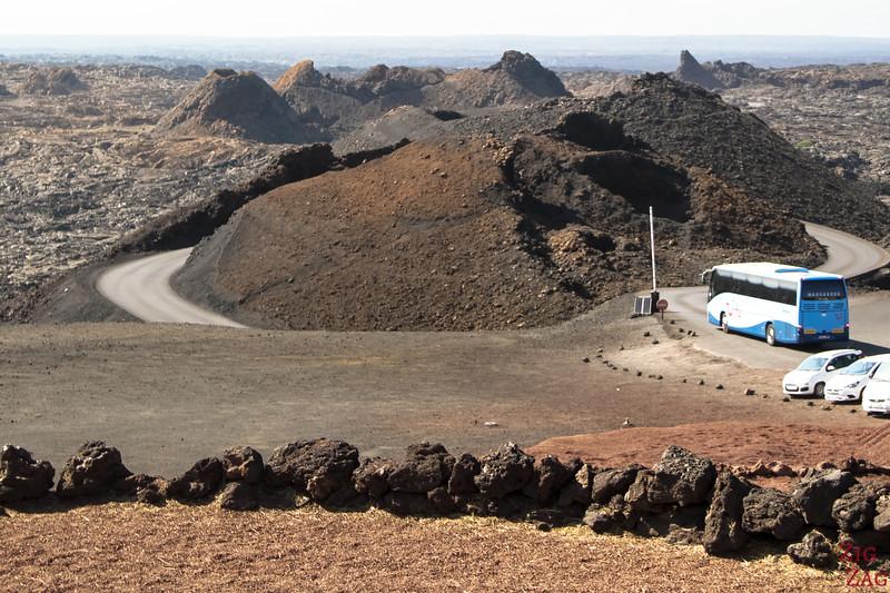 Timanfaya National Park Re Opens