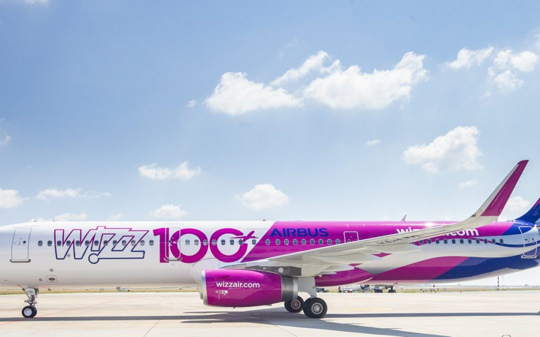 Wizz Air Announce New Route to Lanzarote