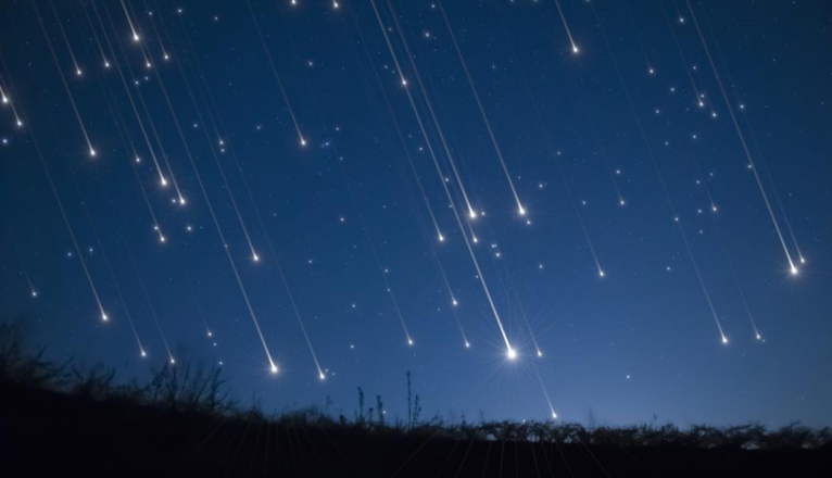 Meteor Shower Visible Tonight