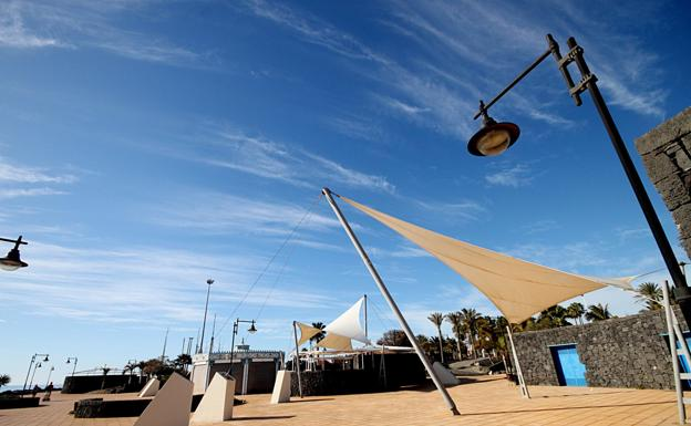 Plaza de Las Naciones Refurbishment in Puerto del Carmen