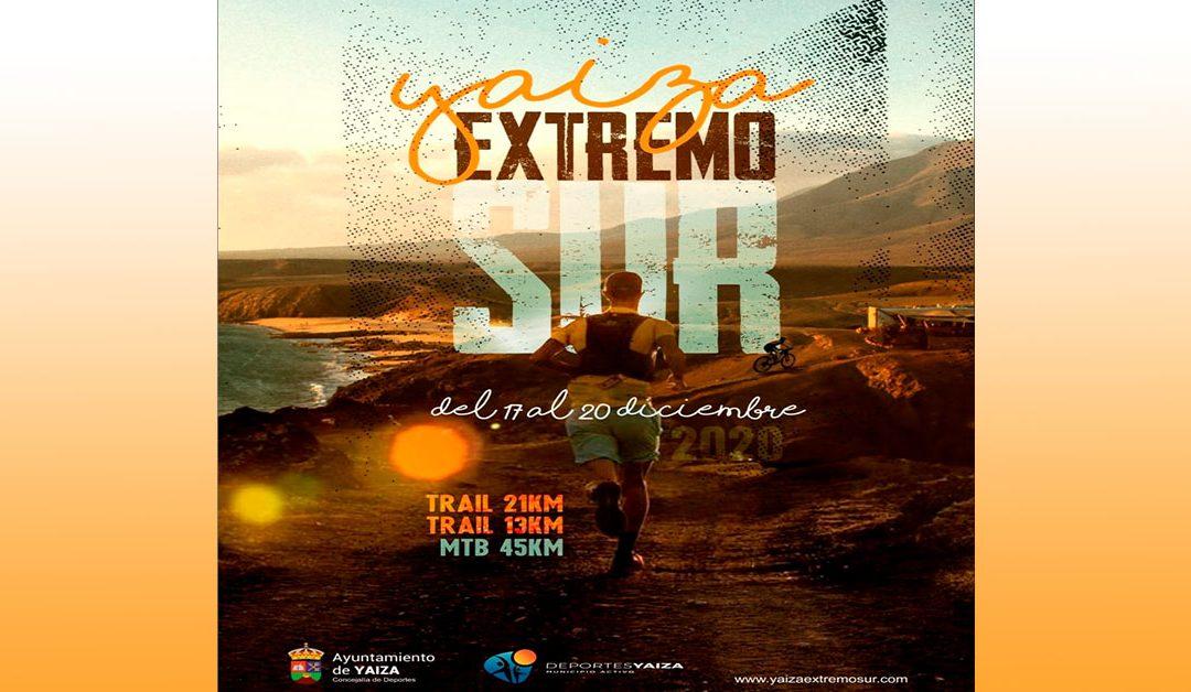 Extremo Sur Marathon in December