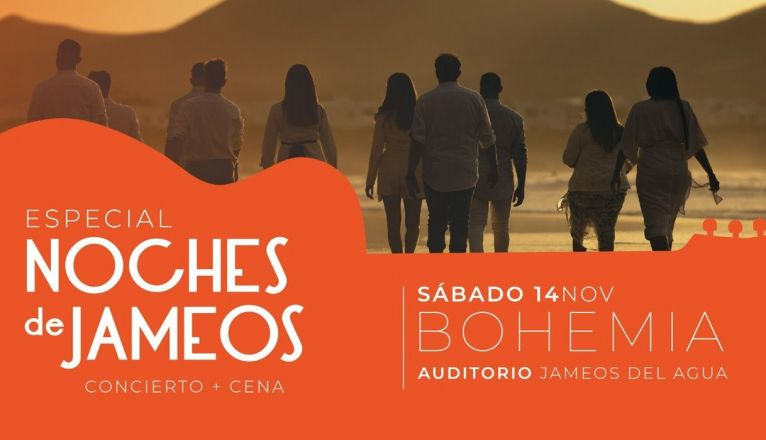 Jameos Nights and La Bohemia