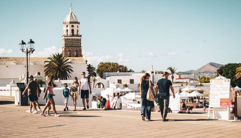Teguise Market has reopened