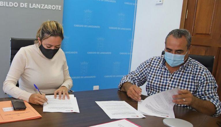 Lanzarote Works Towards Safe Air Corridors