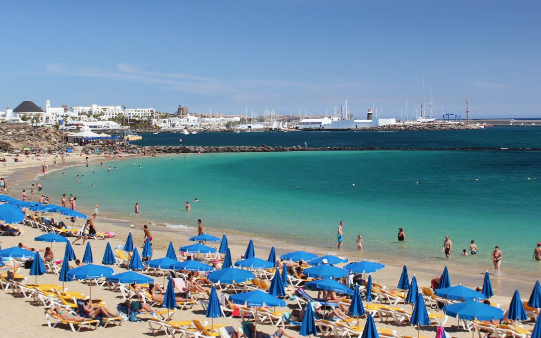 Lanzarote A Favourite For National Tourism
