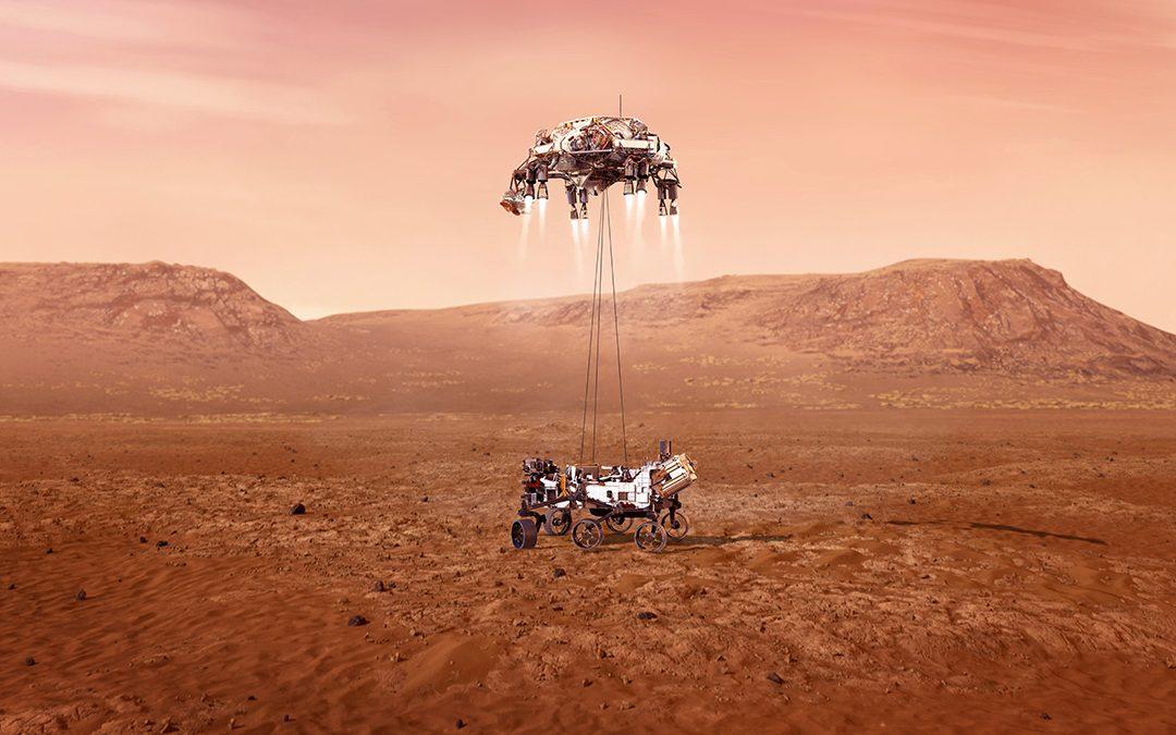 Mars Prevelence Landing and Lanzarote