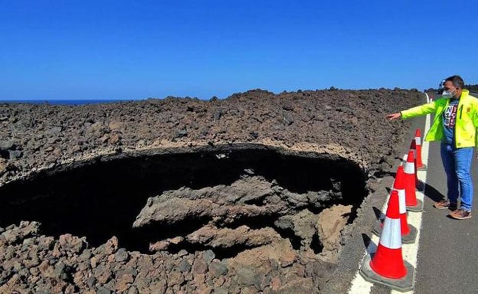 Emergency Roadworks Los Hevideros