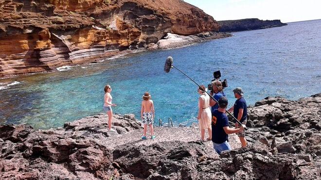 New Netflix Series Being Filmed in Lanzarote
