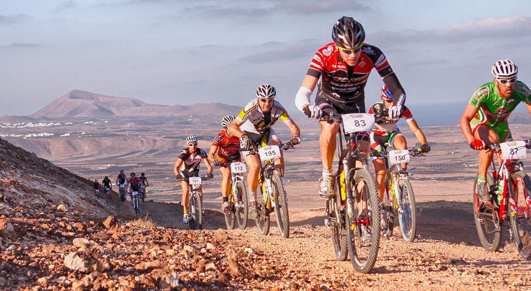 4 Stage Mountain Bike Race in Lanzarote