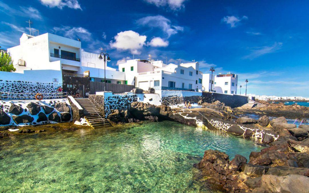 Natural Pools of Punta Mujeres in Lanzarote