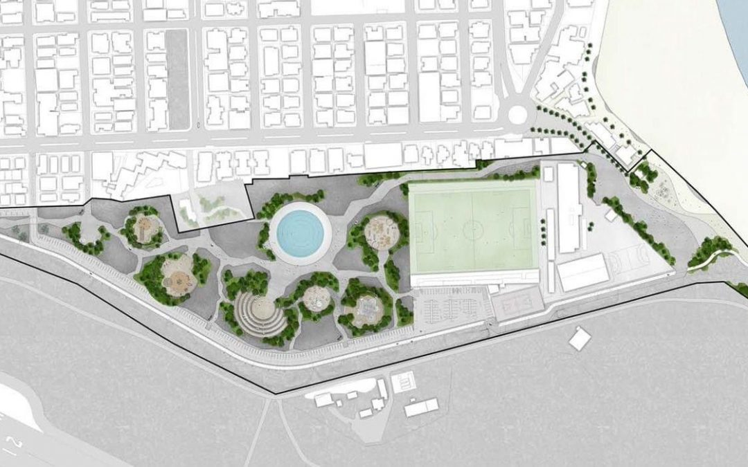 New Park for Playa Honda