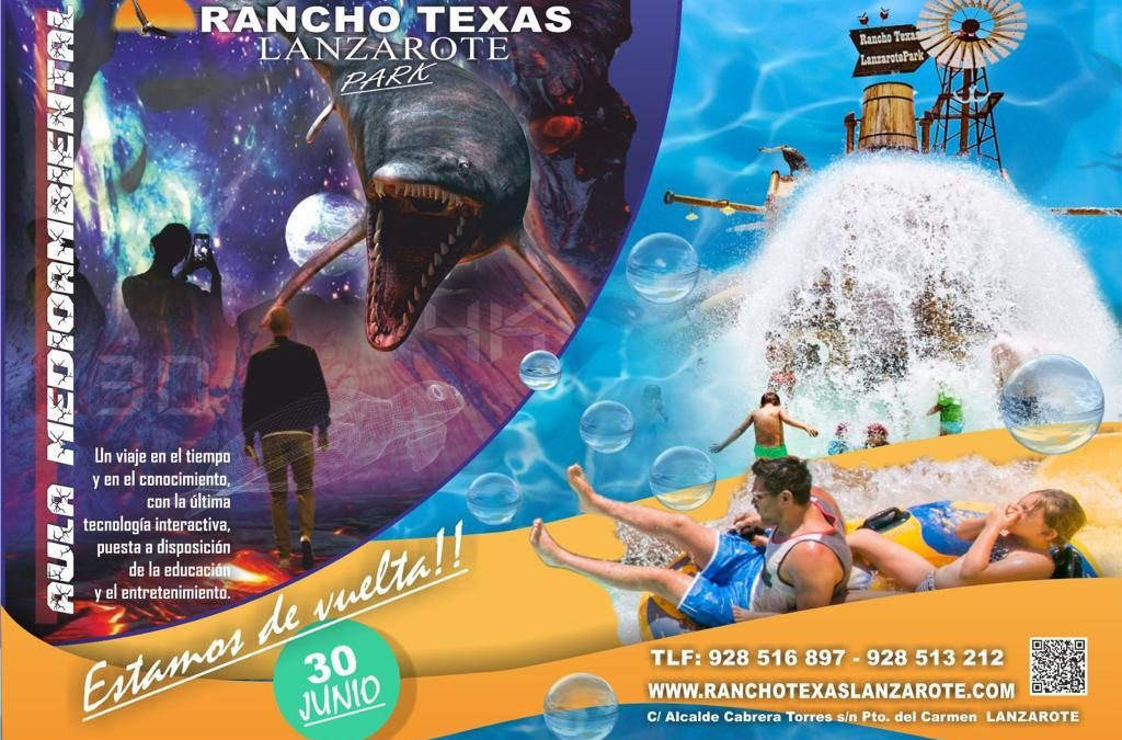 The Reopening of Rancho Texas