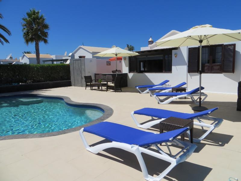 Villa LVC112564 Pool area