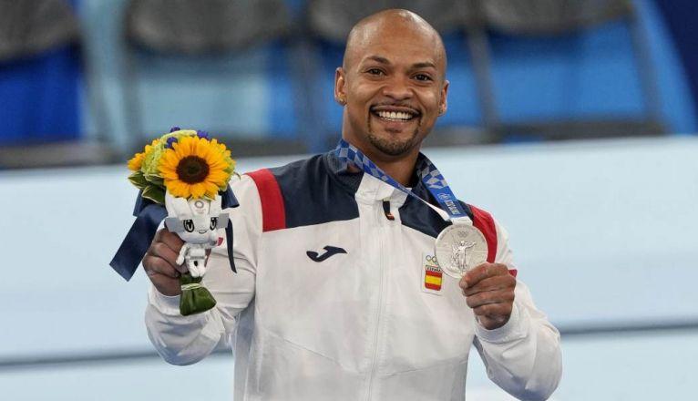 A Silver Medal for Lanzarote Gymnast