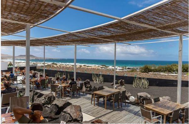Restaurante Dunas in Famara