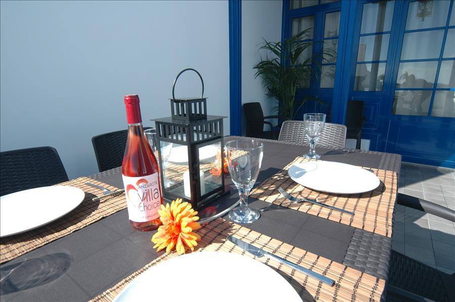 Apartment LVC261005 Puerto Calero apartment with spacious terrace