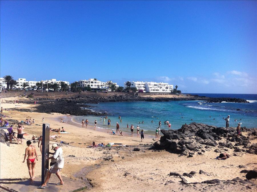 LVC196727 Playa Jablillo beach, Costa Teguise