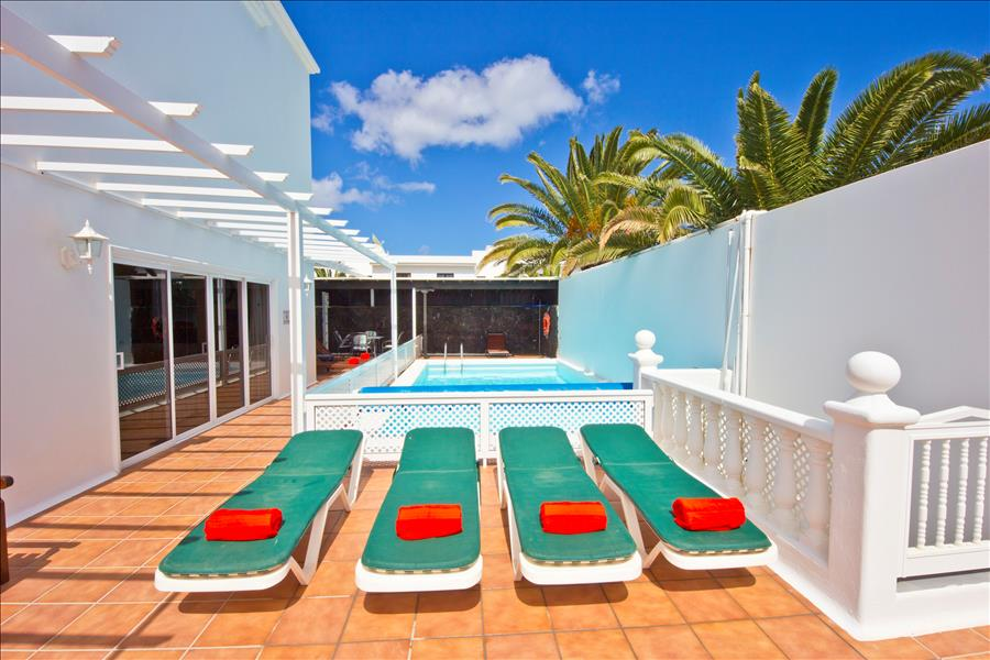 LVC196727 Villa in Costa Teguise with private pool