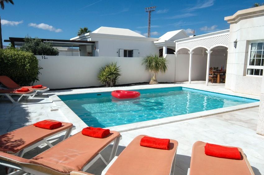 LVC196740 3 bed villa in Puerto del Carmen