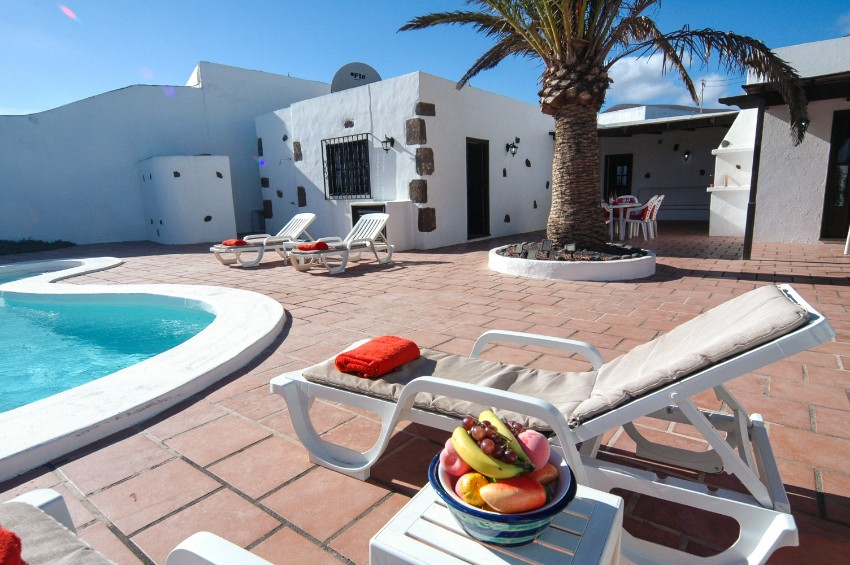 Villa LVC197473 Canarian style villa
