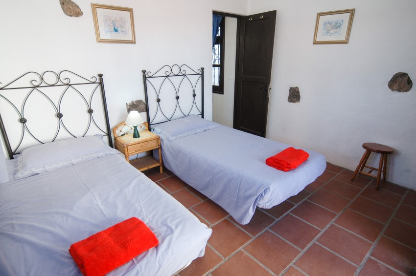 Villa LVC197473 Twin bedroom with en suite