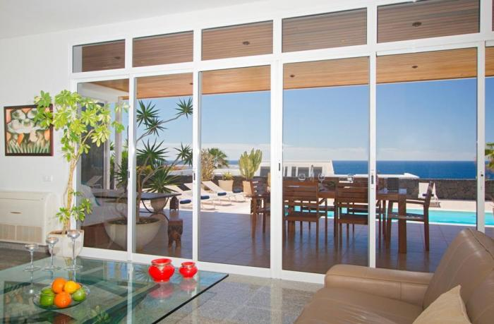 Villa LVC198365 Fantastic views from the lounge