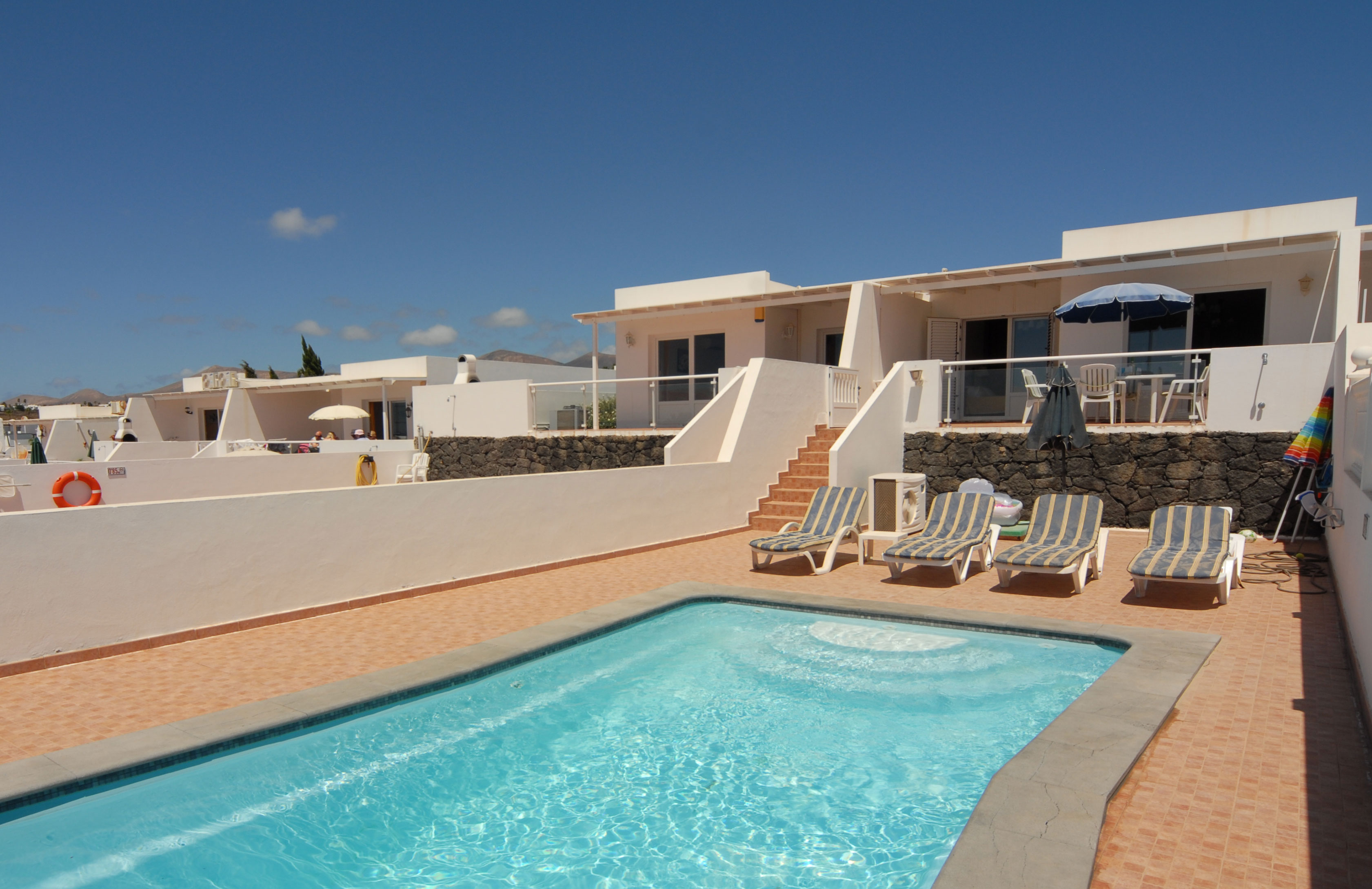 Villa LVC198415 with private pool and sea views