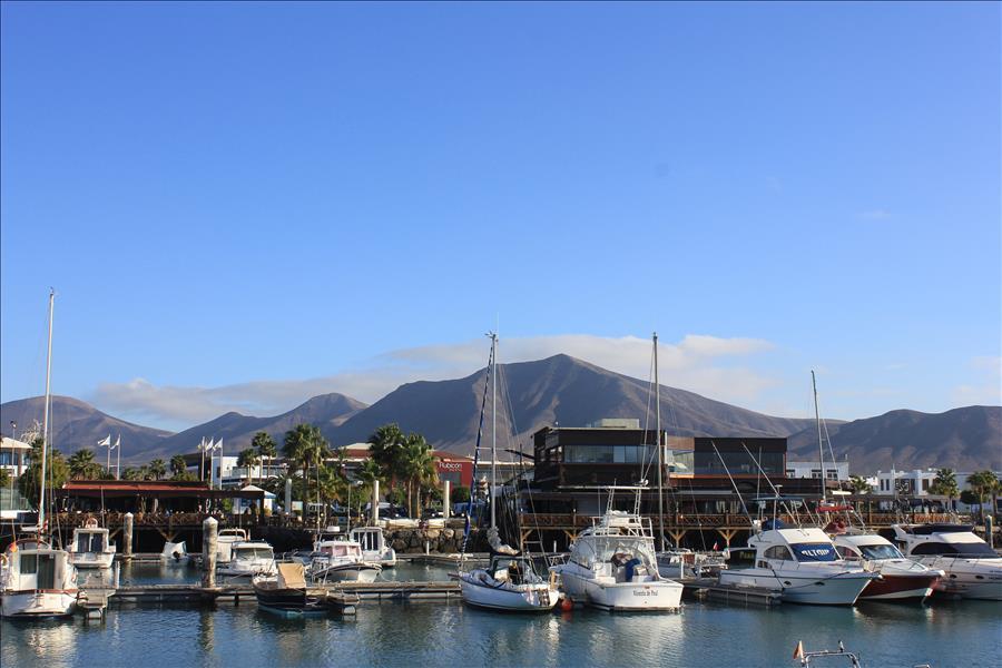 Villa LVC96819 Playa Blanca marina