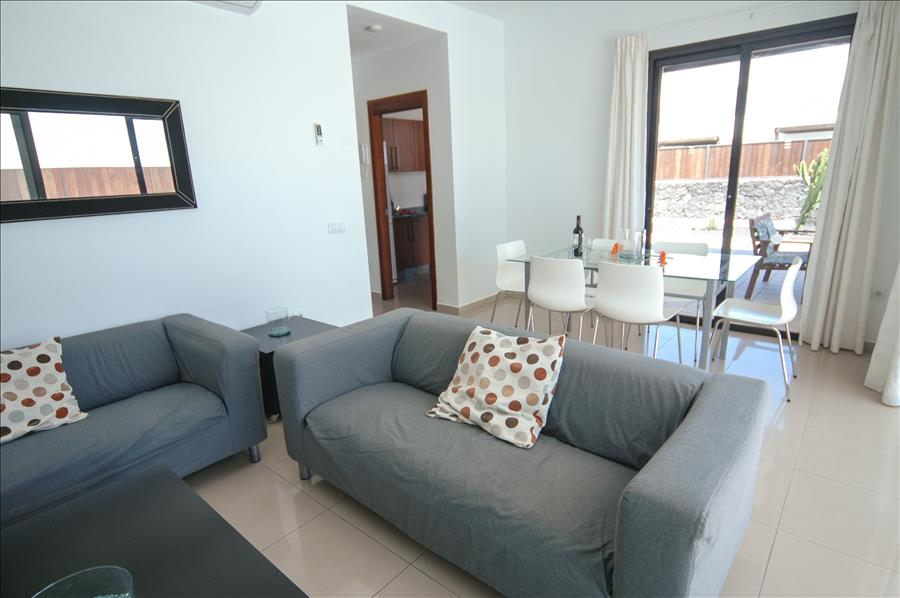 Villa LVC96819 Lounge with patio doors to sun terrace