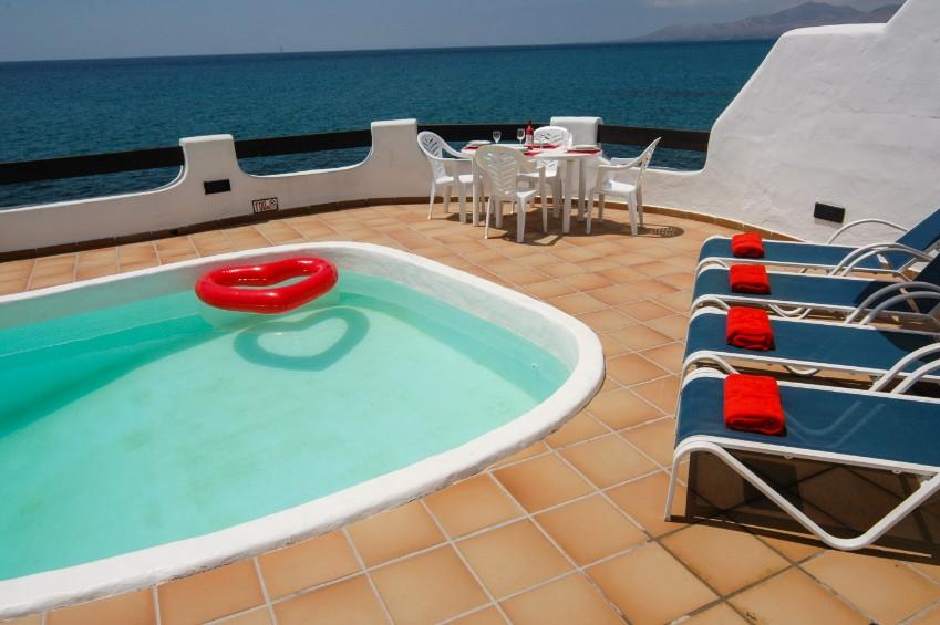 Villa LVC198554 3 bedroom front line villa Puerto del Carmen
