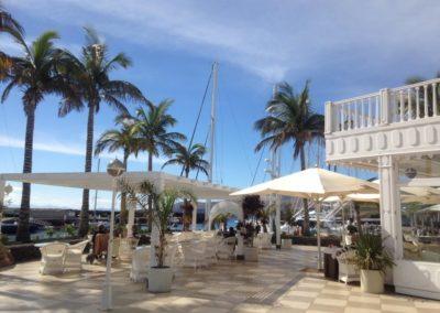 Restaurants in Puerto Calero