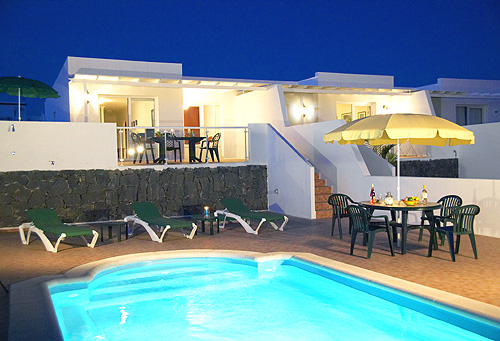 LVC198986 Holiday Villa in Puerto del Carmen - with terrace and private pool