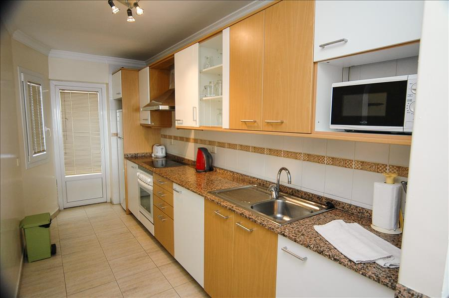 Villa LVC198990 - Kitchen for self catering holiday