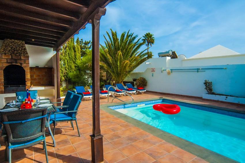 LVC200581 Villa with heated pool on Los Mojones