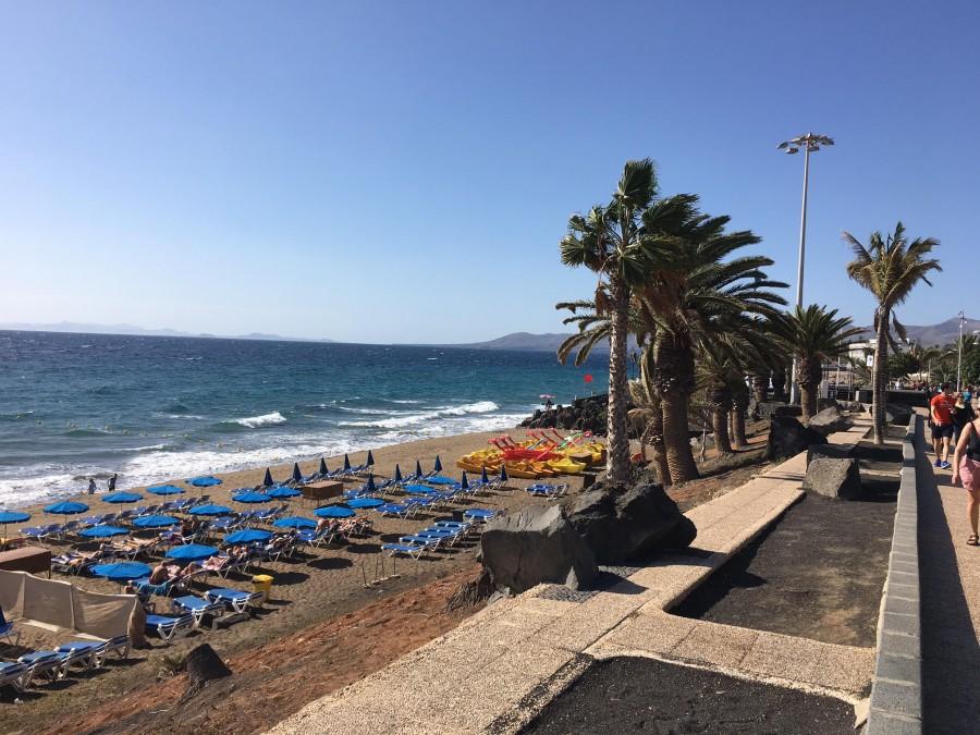 Puerto Del Carmen Main Beach