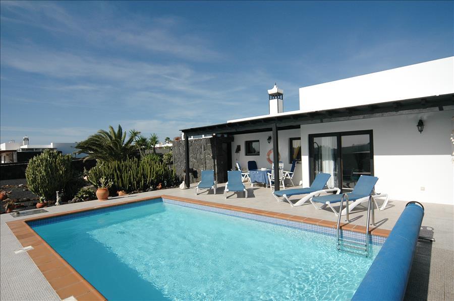 Villa LVC200843 Lanzarote 2 bedroom villa