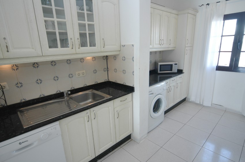 Villa LVC200850 Washing machine with mod cons