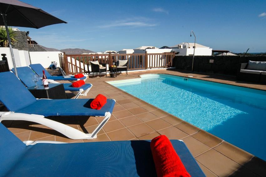 Villa LVC202786 Playa Blanca self catering holiday