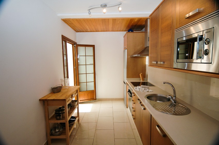 Villa LVC202786 Fitted kitchen for self catering holiday
